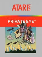 Obal-Private Eye