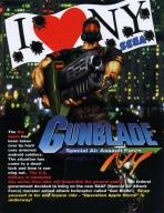 Obal-Gunblade NY