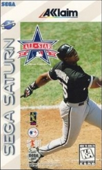 Obal-All-Star Baseball ´97 Featuring Frank Thomas
