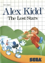 Obal-Alex Kidd: The Lost Stars