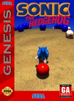 Obal-Sonic the Hedgehog & Knuckles
