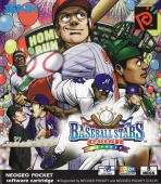 Obal-Baseball Stars Color