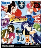 Obal-King of Fighters R-2