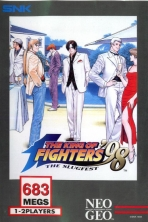 Obal-The King of Fighters ´98