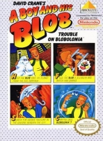 Obal-A Boy and His Blob: Trouble on Blobolonia