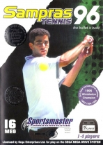 Obal-Pete Sampras Tennis 96