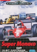 Obal-Super Monaco GP