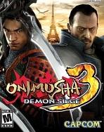Obal-Onimusha 3: Demon Siege