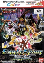Obal-Battle Spirit: Digimon Tamers Ver 1.5