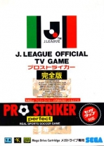 Obal-J. League Pro Striker Perfect
