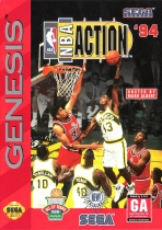 Obal-NBA Action ´94