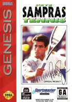 Obal-Pete Sampras Tennis