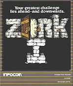 Obal-ZORK I: The Great Underground Empire