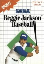 Obal-Reggie Jackson Baseball