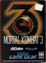 Obal-Mortal Kombat 3