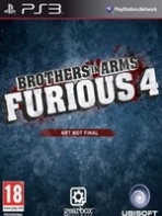 Obal-Brothers in Arms: Furious 4