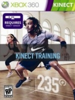 Obal-Fitness Nike Kinect training