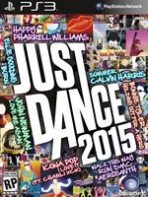 Obal-Just Dance 2015