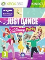 Obal-Just Dance: Disney Party