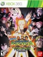 Obal-Naruto Shippuden: Ultimate Ninja Storm Revolution