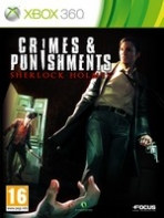 Obal-Sherlock Holmes: Crimes and Punishments