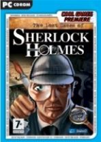 Obal-Sherlock Holmes: The Lost Cases