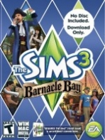 Obal-The Sims 3: Barnacle Bay