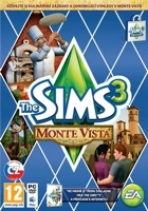 Obal-The Sims 3: Monte Vista