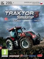 Obal-TRAKTOR Simulátor 3
