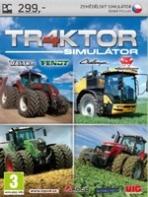 Obal-TRAKTOR Simulátor 4