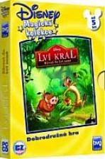 Obal-Walt Disney: Lví král: Návrat do Lví země