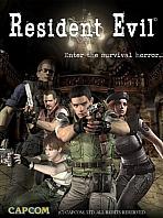 Obal-Resident Evil HD Remaster