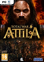 Obal-Total War: Attila