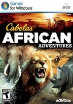 Obal-Cabela´s African Adventures