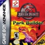 Obal-Jurassic Park III: Park Builder