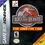 Obal-Jurassic Park III: The DNA Factor