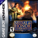 Obal-Medal of Honor: Underground