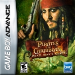Obal-Pirates of the Caribbean: Dead Man´s Chest