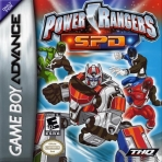Obal-Power Rangers: S.P.D.