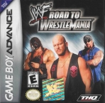Obal-WWF Road to Wrestlemania