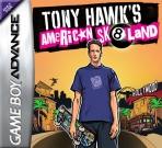 Obal-Tony Hawk´s American Sk8land