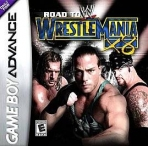 Obal-WWE Road to WrestleMania X8