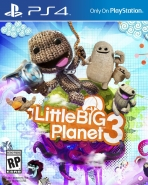 Obal-Little Big Planet 3
