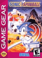 Obal-Sonic the Hedgehog Spinball
