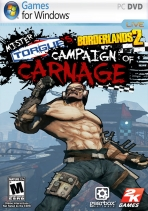 Obal-Borderlands 2: Mr. Torgue´s Campaign of Carnage