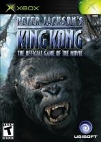 Obal-Peter Jackson´s King Kong
