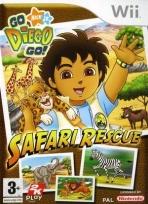 Obal-Go, Diego, Go!: Safari Rescue