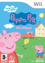 Obal-Peppa Pig: The Game