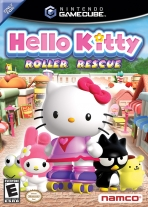 Obal-Hello Kitty: Roller Rescue