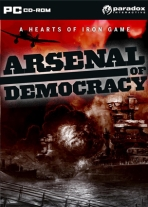 Obal-Arsenal of Democracy: A Hearts of Iron Game